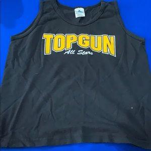 Top gun tank
